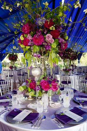Wedding centerpieces, custom wedding
