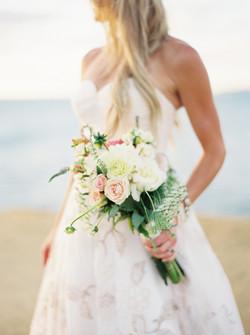 Wedding bouquet, La Bella Bloom