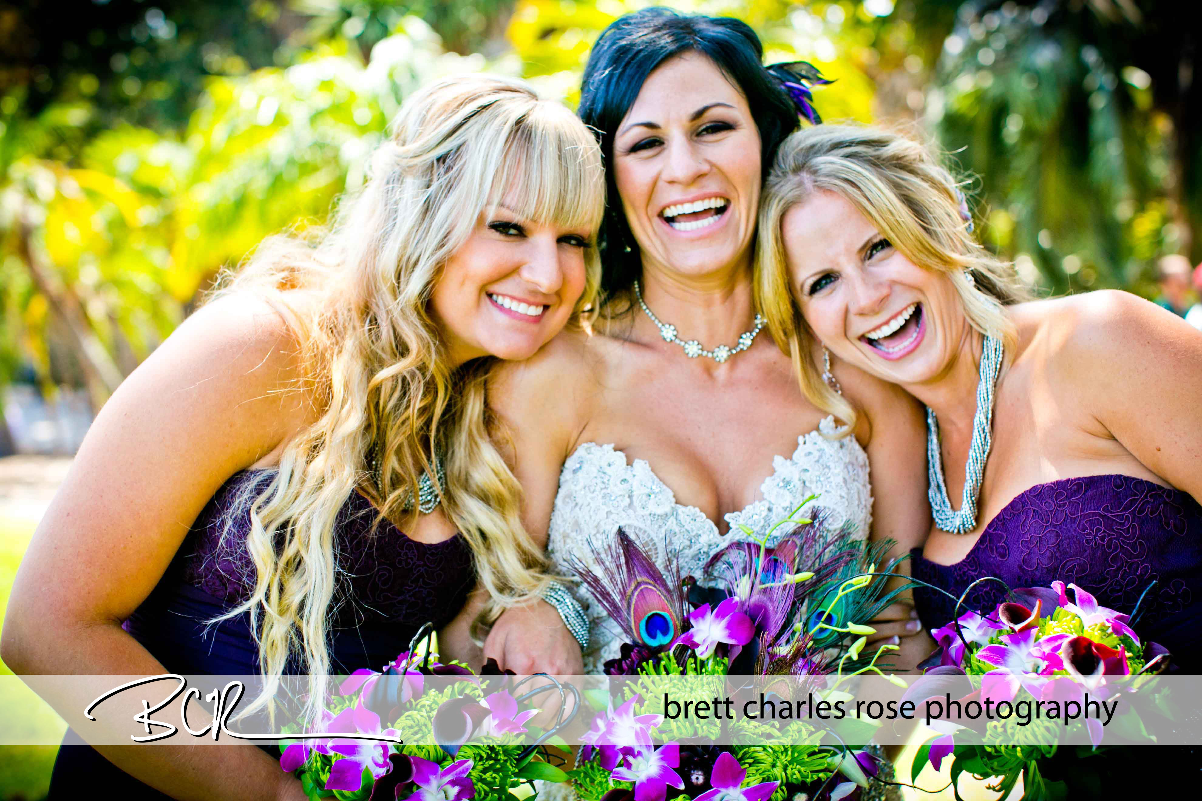 Bridesmaids, Wedding photography