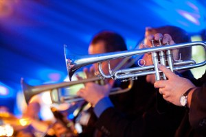 Brass band, wedding band