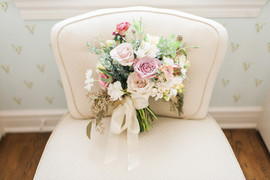 Darlington House Wedding- San Diego's Best wedding planner, Type A Soiree, bridal bouquet
