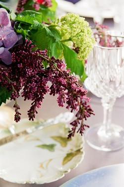 wedding crystal, centerpieces