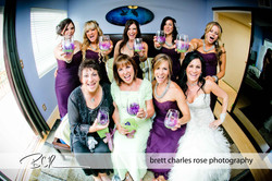 Bridesmaid photos, fun poses