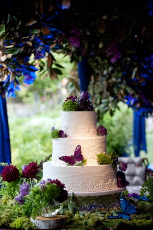 Wedding cakes, custom desserts