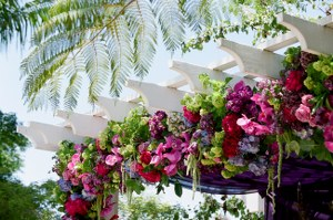 Rancho Santa Fe Weddings, Floral