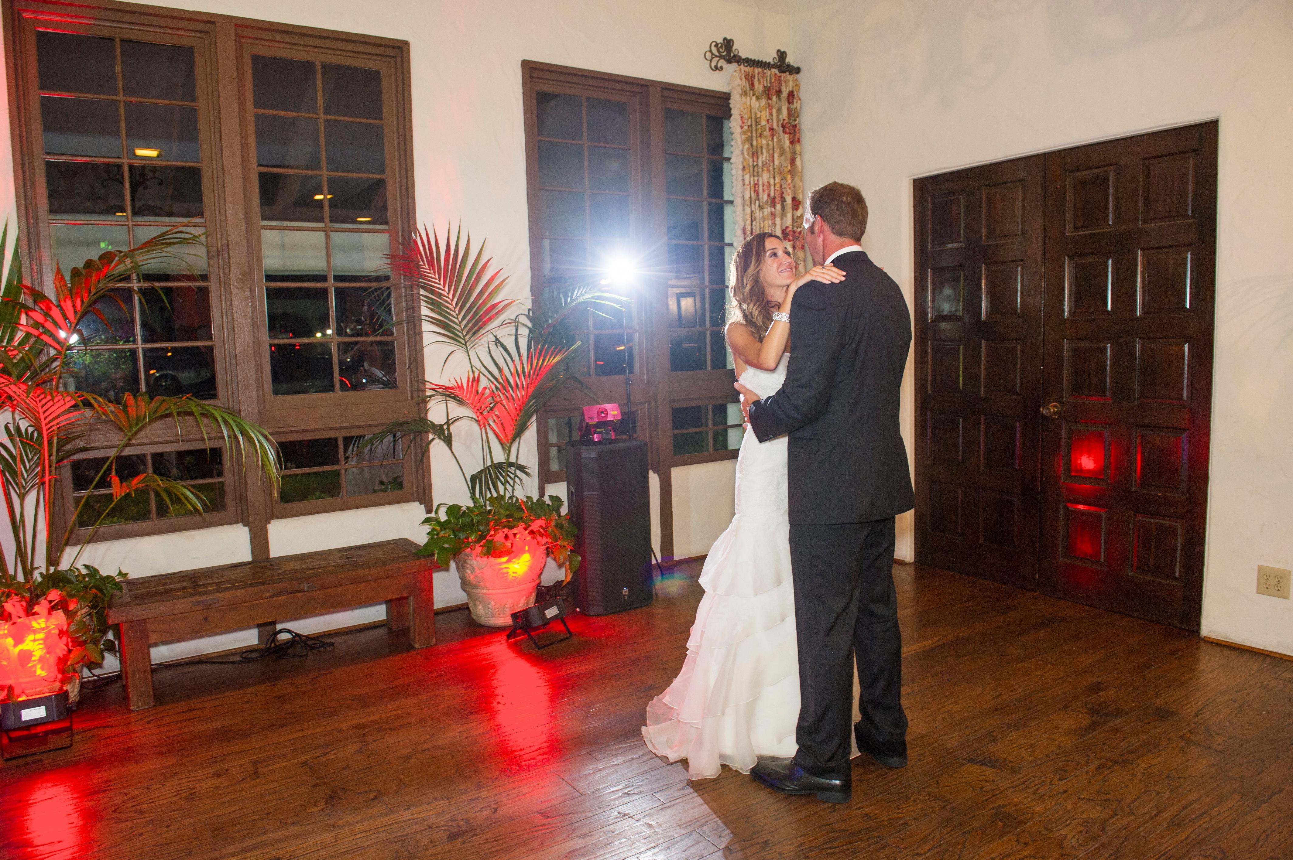 First dance, wedding dance,