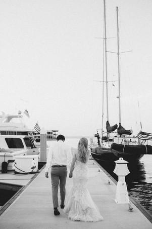 Coronado Cays Yacht Club: Alexa & Casey