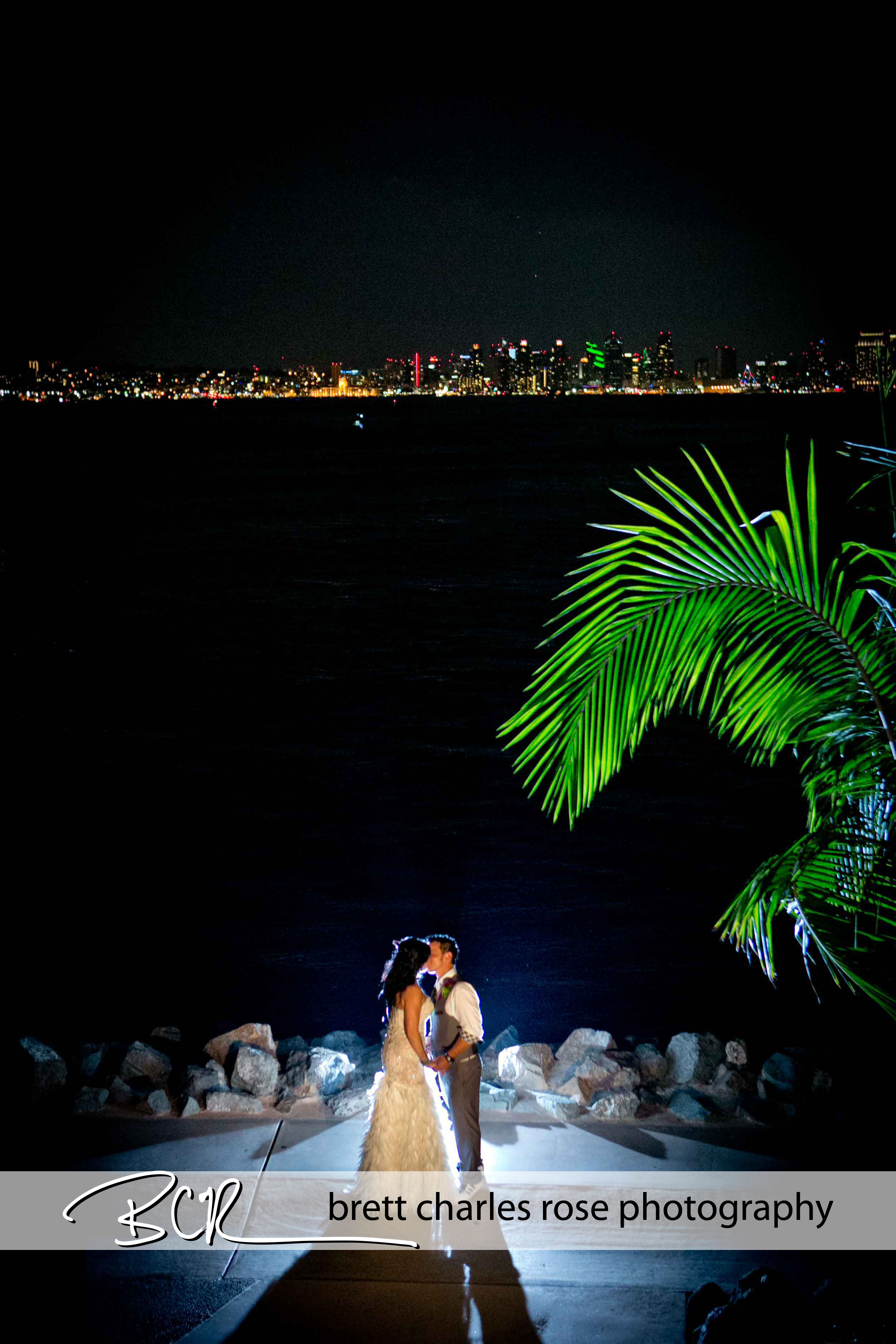 Harbor Island, Bali Hai Wedding