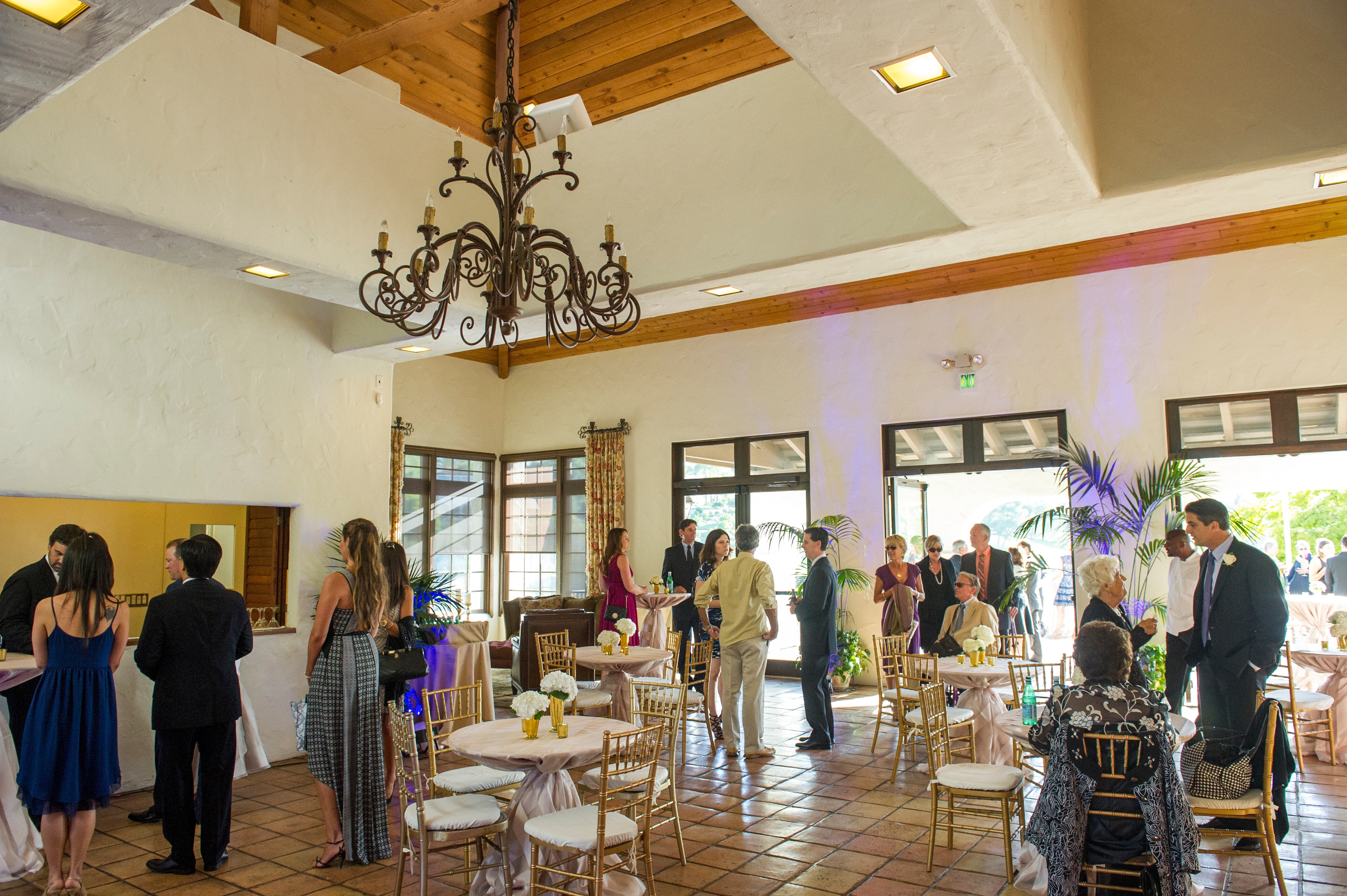Fairbanks ranch, event space