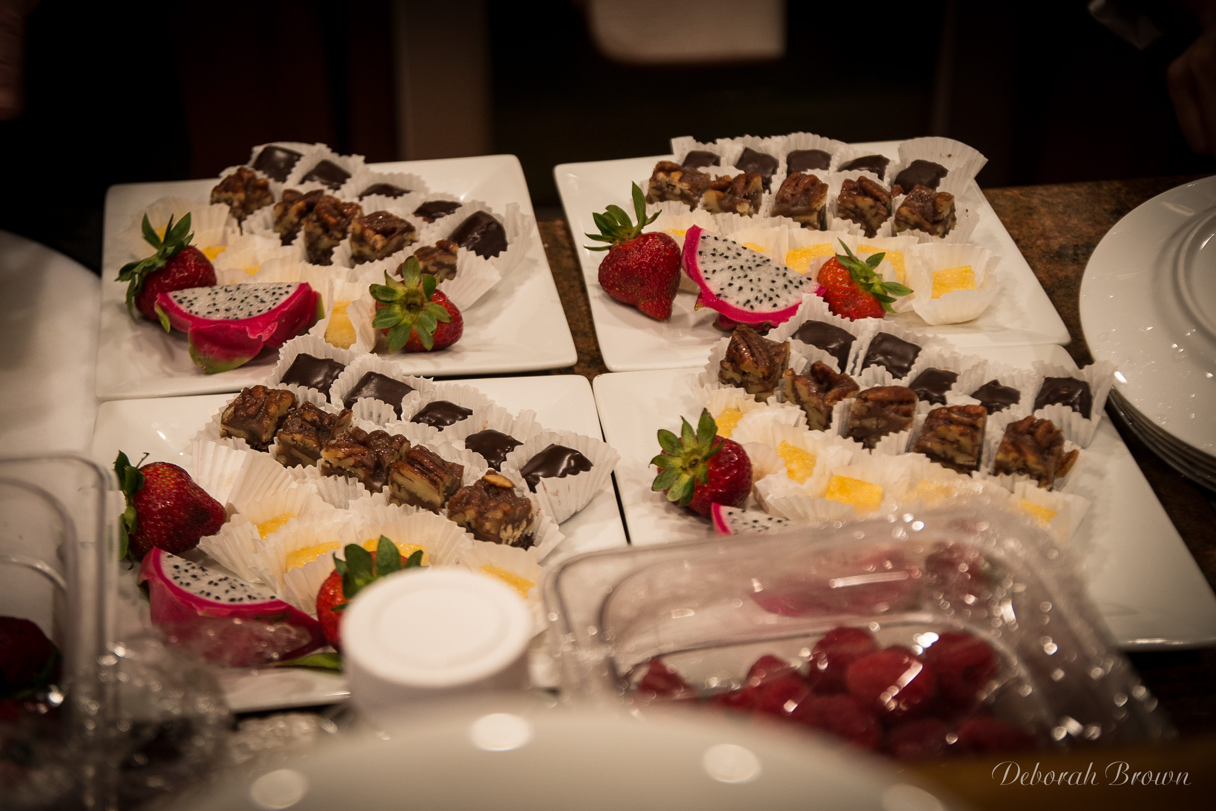 Type A Soiree, Event Dessert
