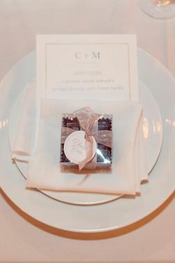 Wedding favors, Chuao Chocolatier