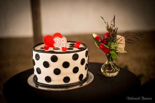 Type A Soiree, Event Desserts