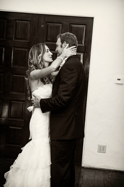 Wedding Photos, first look