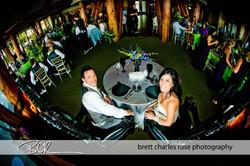 sweetheart table, wedding reception
