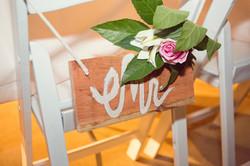 Custom Wedding Signs, mr. and mrs.