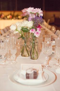 Wedding centerpieces, wedding flower