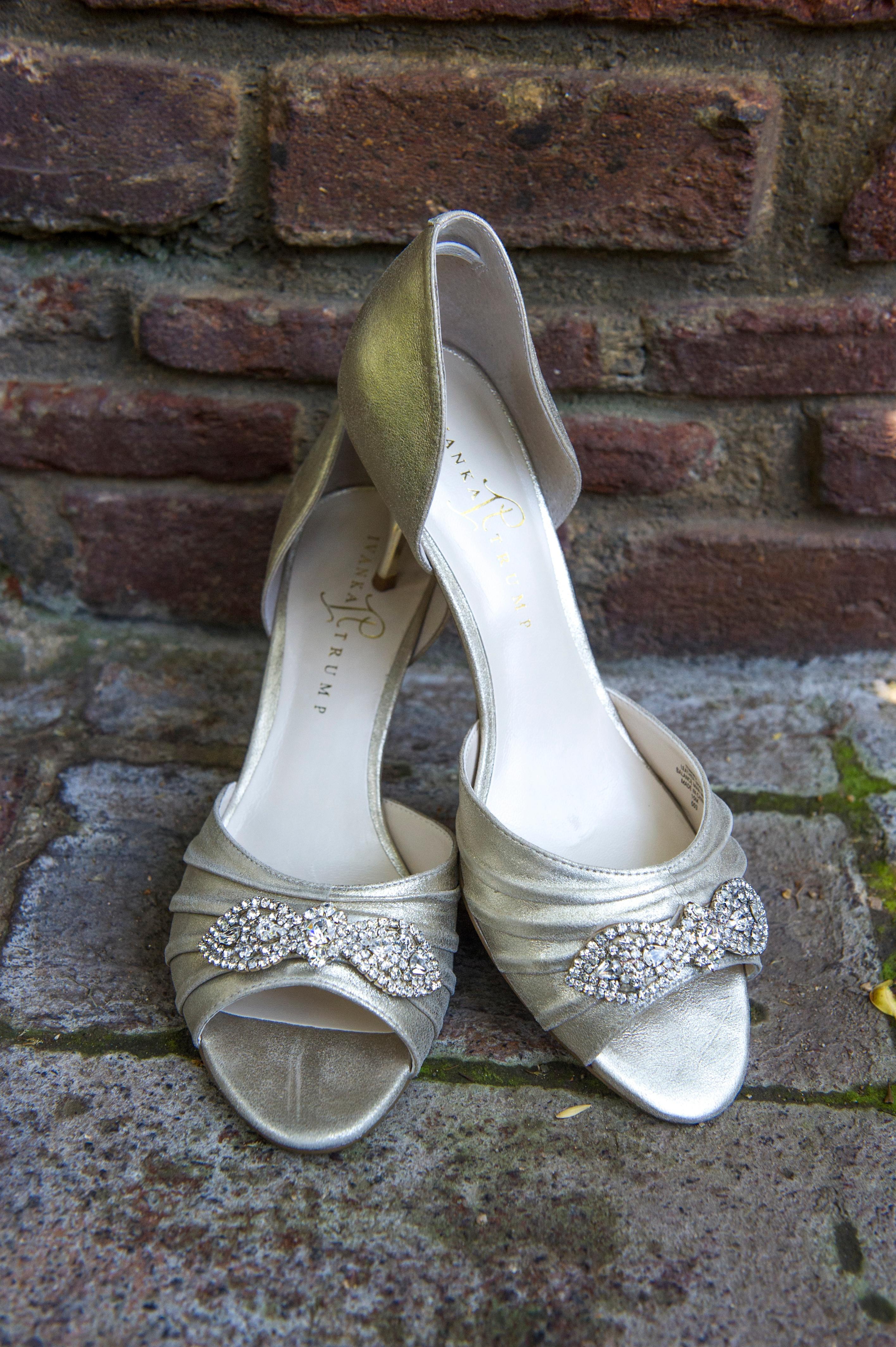 wedding shoes, wedding details