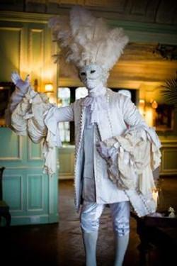 FRCH masquerade party