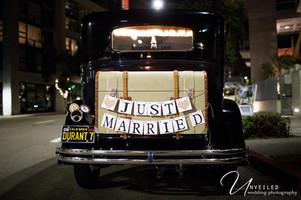 San Diego - Public Library Wedding: Caitlin & Joe