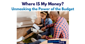 Where is My Money? : Unmasking the Power of the Budget