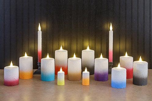 Ombré - Sundance Textured Candles
