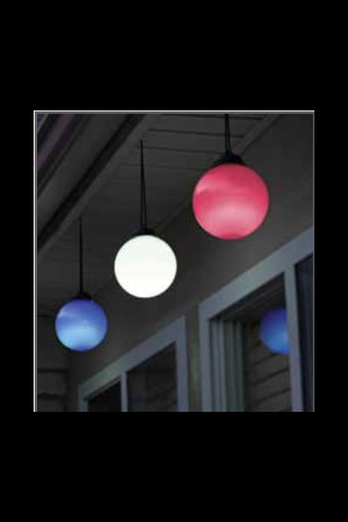 Hanging LED Ornament Lights