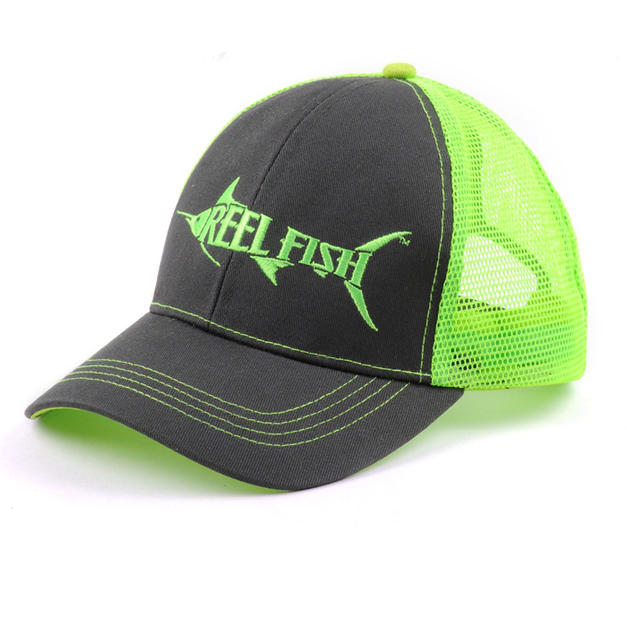 Mesh Back Hat Green