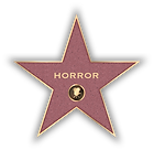 Horror genre movie star experience
