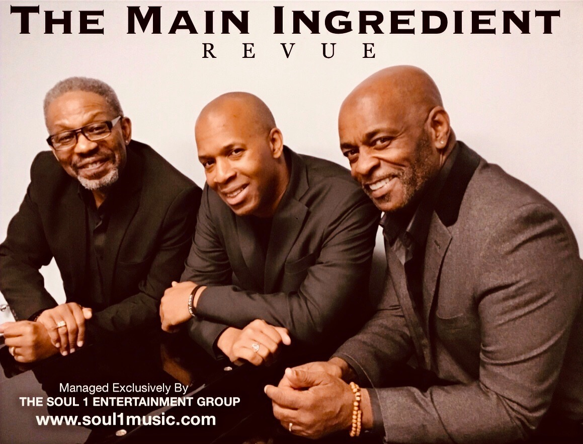 MAIN INGREDIENT REVUE!