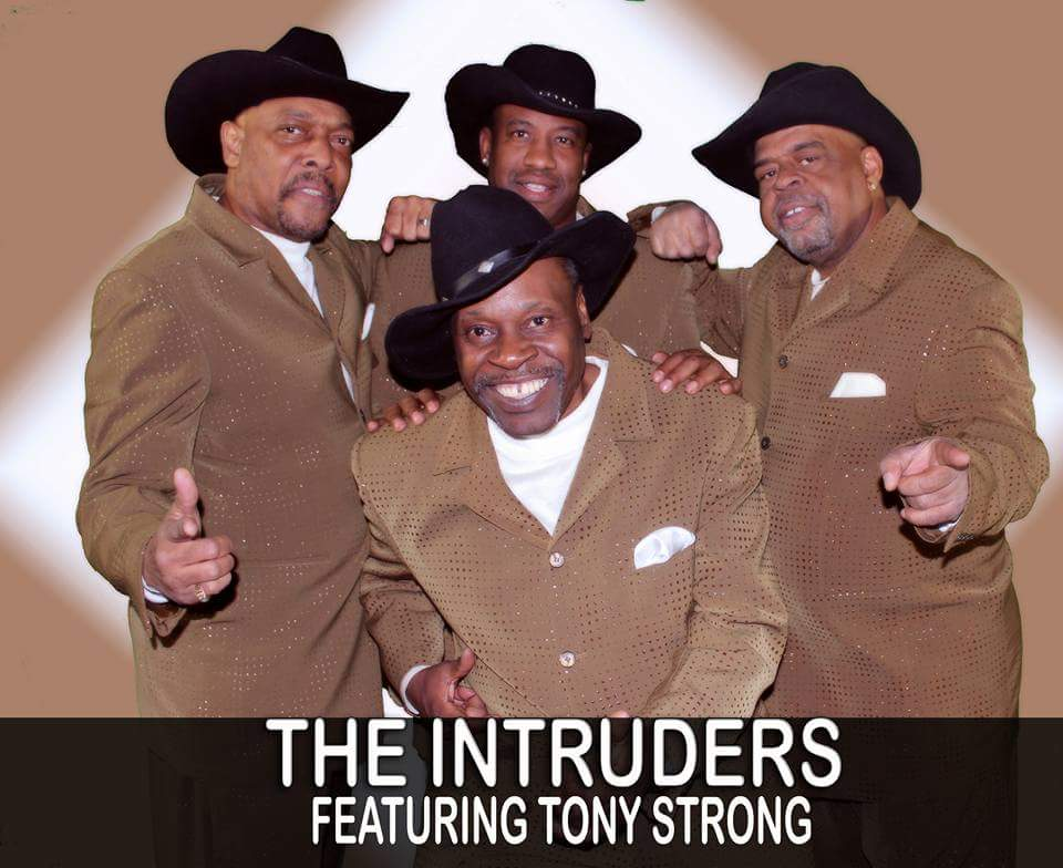 The Intruders Feat Tont Strong!