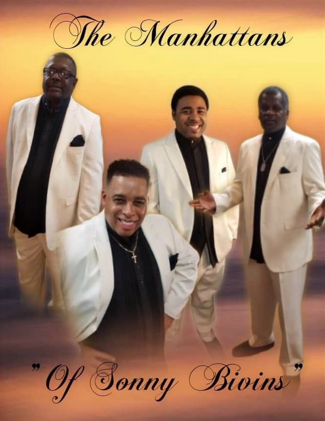 THE MANHATTANS of Sonny Bivins!