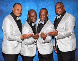 """The Drifters Feat. Ron """"Magic"""" Coleman!"""