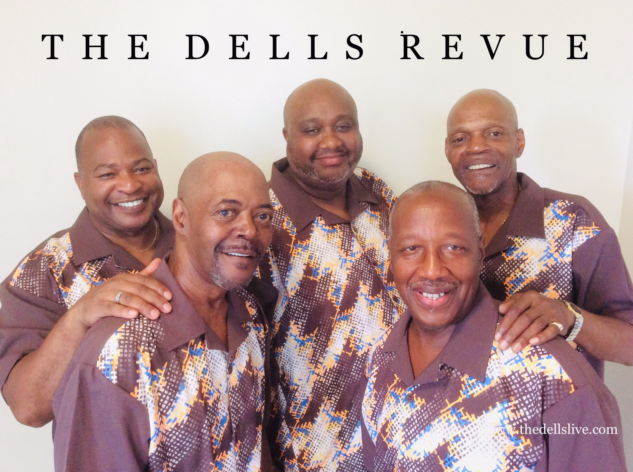 THE DELLS REVUE LIVE!