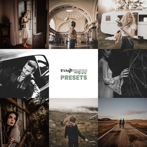 PACK EPP LIGHTROOM PRESETS