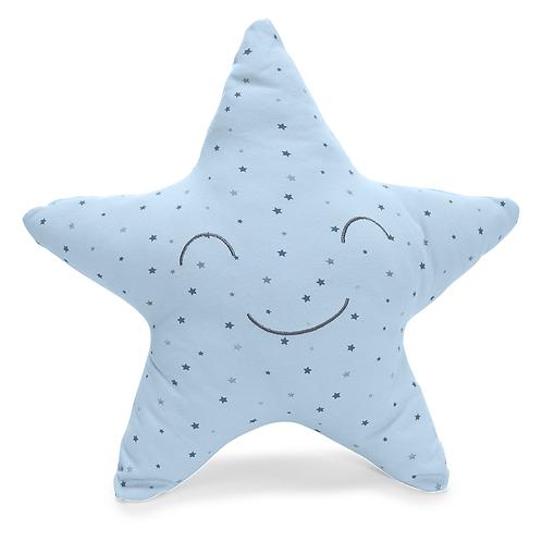 Almofada estrela brilha brilha