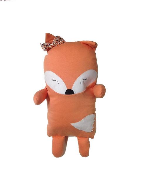 Soninho bordado raposa