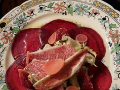 CENA FIESTA DE LOS COLORES DE OTOÑO Noviembre 2019 / Chef del Mundo