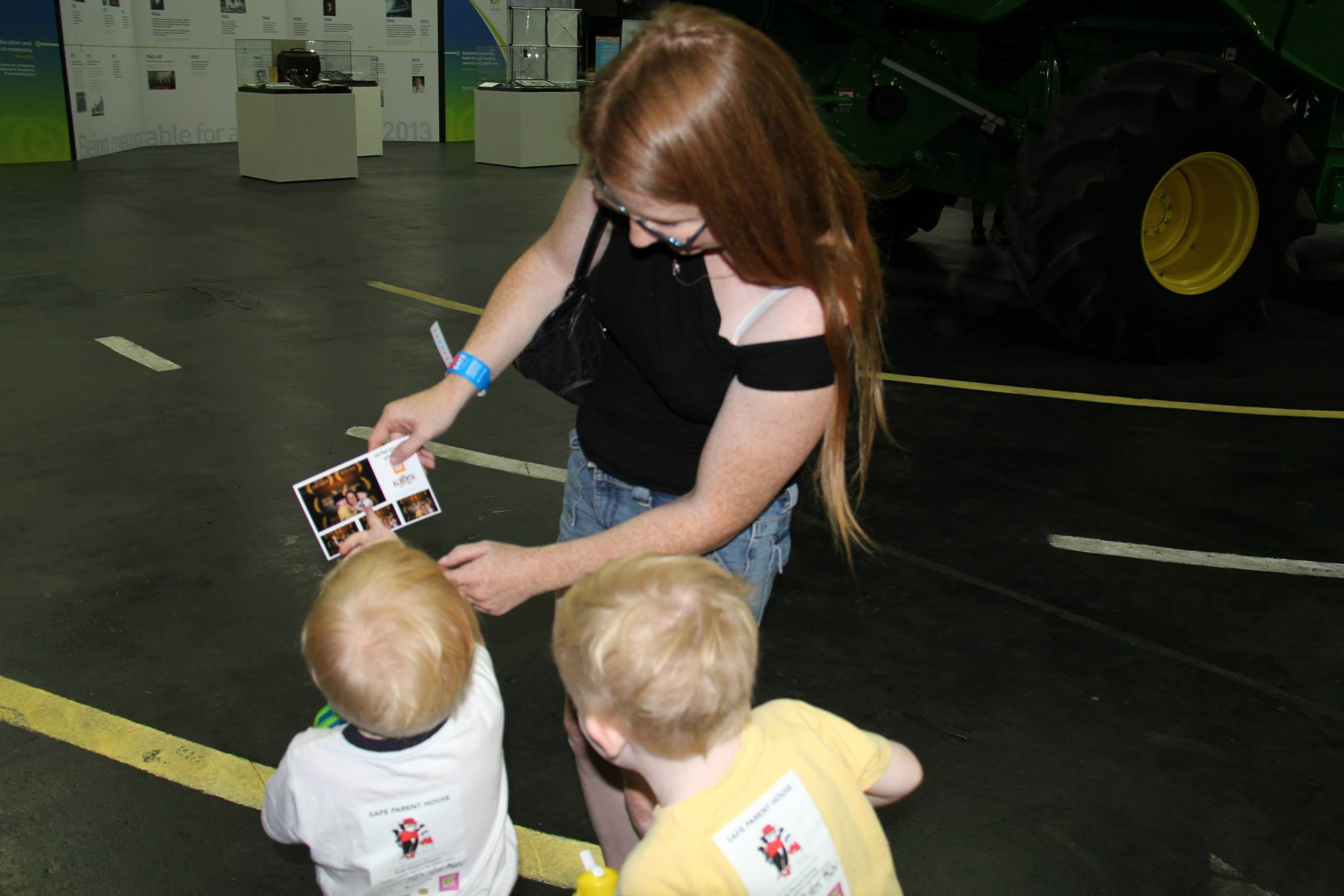 Kdays - Our Alberta Exhibit