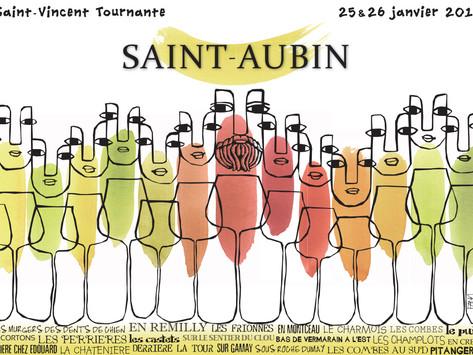 Saint-Aubin à l'affiche....