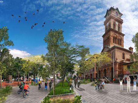 En Medellín una de las principales avenidas será peatonal.