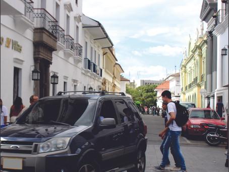 10 razones para peatonalizar el centro de Popayán