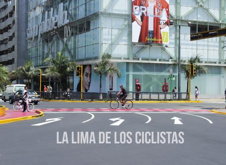 La Lima de los ciclistas