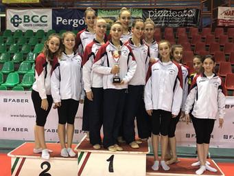 Campionato Nazionale di Insieme: medaglia di bronzo per l'Estense Putinati