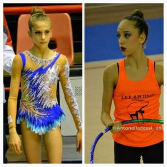 Estense Putinati: due ginnaste al Campionato Nazionale Individuale Gold