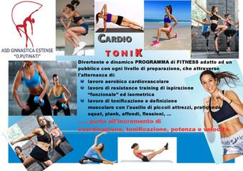 Prossima apertura del corso Cardio Tonik®