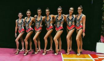 Campionato Nazionale di Serie B: ottimo avvio per le ginnaste dell'Estense Putinati