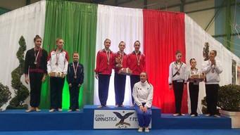 """La rappresentativa regionale dell'Emilia Romagna sul podio del 6° Torneo """"Memorial Manola Rosi"""""""