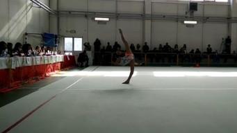 Campionato individuale Gold J/S, prima prova regionale: partenza sottotono per le ginnaste estensi