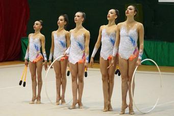 Campionato Regionale d'Insieme, l'Estense Putinati sul podio con la squadra Open