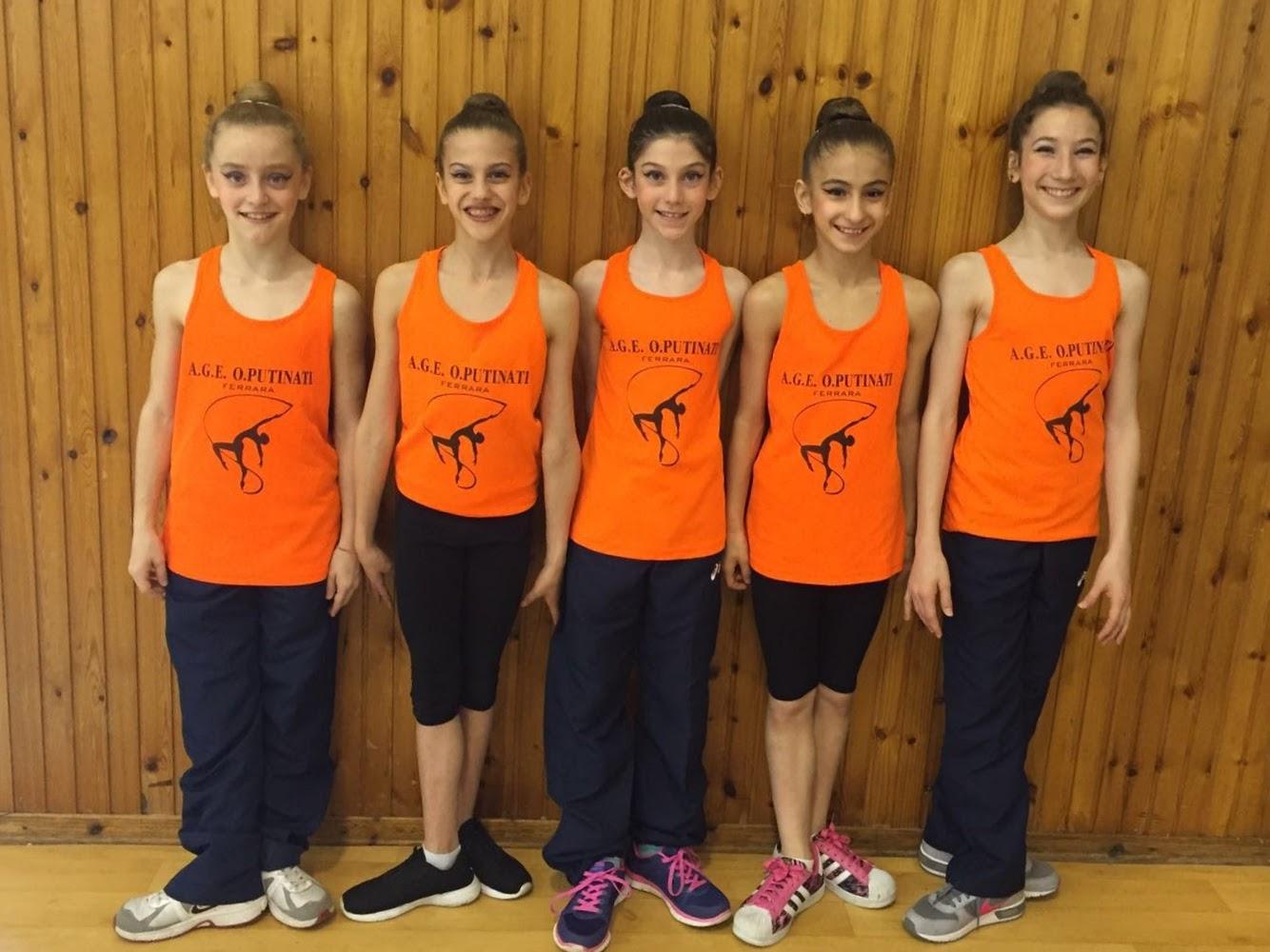 Estense Putinati squadra A giovanile
